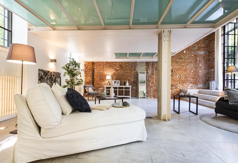 Loft a Milano Home Staging Karisma, vendita veloce per investitori